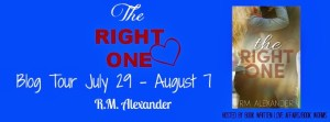 The Right One Blog Tour